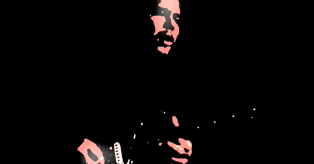 Alain Pernot Music Room Electric Guitar Man